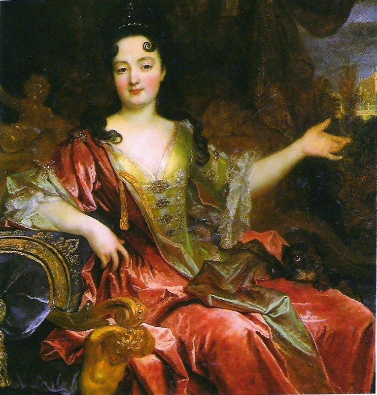 Marie Anne de La Trémoille